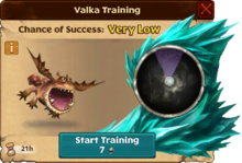 Meatlug Valka First Chance