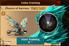 Lump Valka First Chance