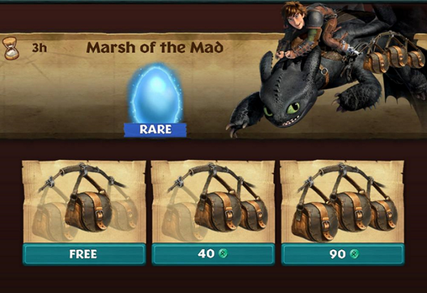 Marsh of the Mad