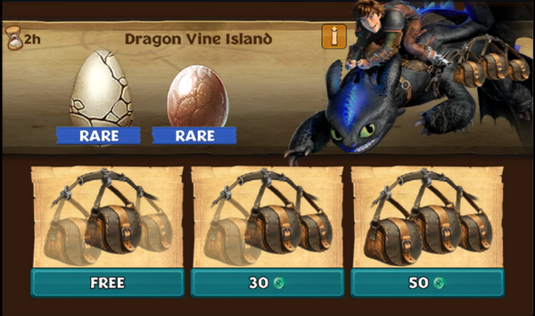 Dragon Vine Island