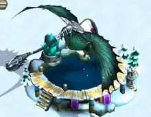 Battle Scauldron Titan