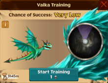 Sneaky Valka First Chance