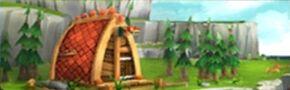 Viking shack