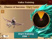Darkvarg First Chance