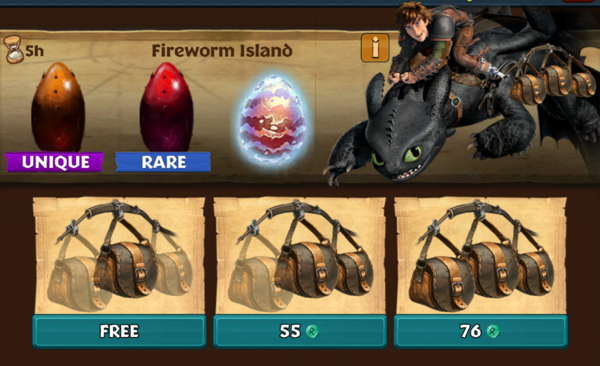 Fireworm Island (Slasher)