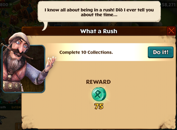 What a Rush