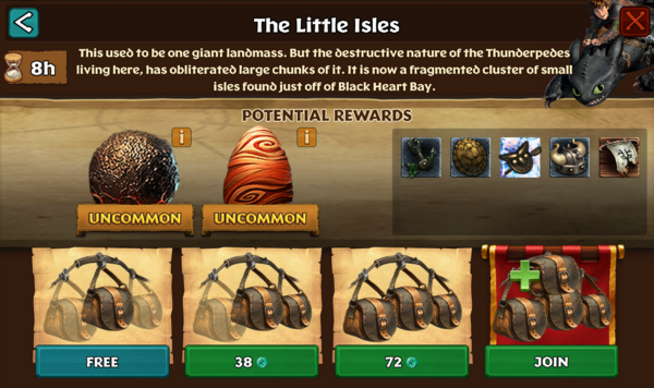 The Little Isles