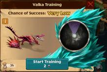 Valka's Mercy Valka First Chance