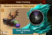 Basket Case Valka First Chance