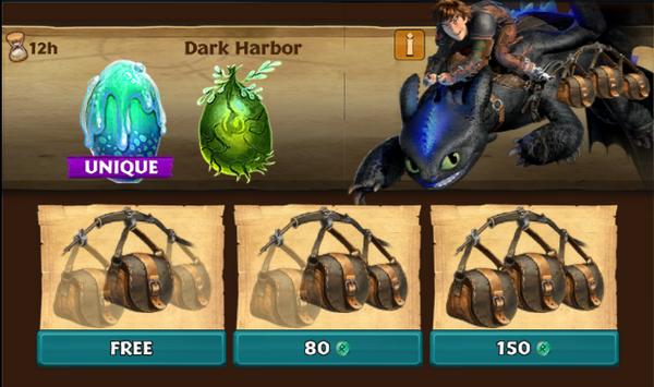 Dark Harbor (Bonecrusher's Conquest)