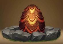 Moldruffle Egg