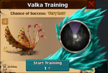 Snaptrapper Valka First Chance