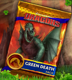 Green Death Pack