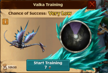 Battle Raincutter Valka First Chance