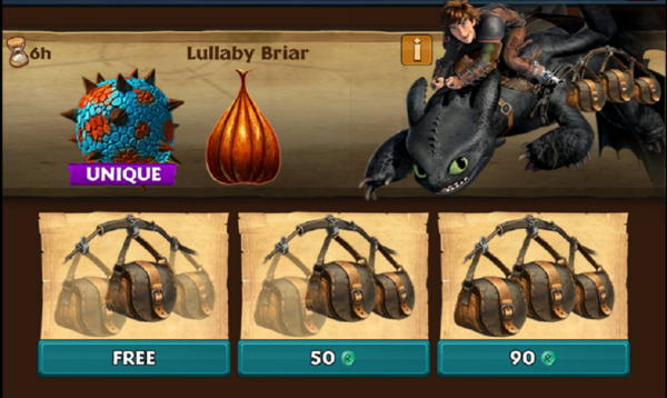 Lullaby Briar (Lump)