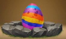 Thawfest Hen Egg