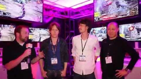 Rise of Incarnates Interview E3 2014