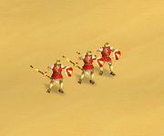 Javelineers European