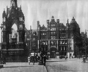 Albert square 19th Cent