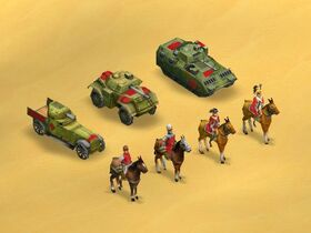 Ranged Cavalry