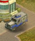 Dutch Armed Caravan