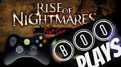 "B00Plays ""Rise of Nightmares"" (Demo)"