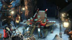 North sleigh