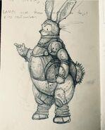 Bunny-SwimmingSuit