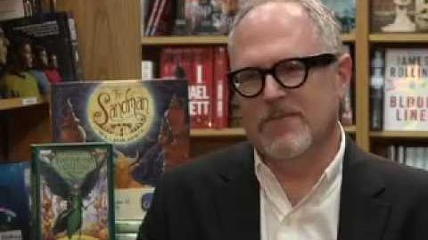 Authors Revealed William Joyce