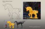 Dream unicorn fullsize
