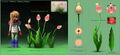 Bunny plant birth flower modeling Jung.jpg