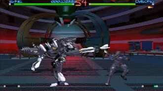 Rise 2 Resurrection PS1 - play as Sane