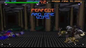 Rise 2 Resurrection (PS1) Hidden Bosses Ard One gameplay
