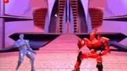 Rise of the Robots - Cyborg vs