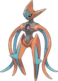 Deoxys-Attack