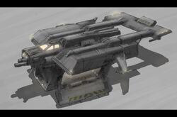 Hellhound Shuttle