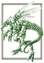 Draconic Insect Complete