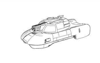 Komodo Grav Tank