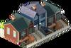 Terraced Row House1