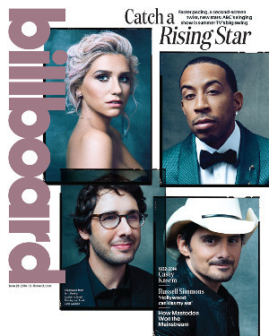 Billboard Cover June 14