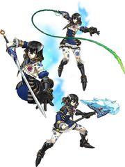 Miriam Weapons