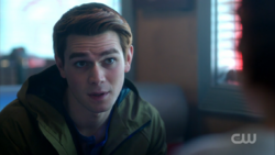 Season 1 Episode 12 Anatomy of a Murder Archie looking to his mother for help