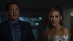 Season 1 Episode 11 To Riverdale and Back Again Hal and Betty