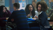 Season 1 Episode 10 The Lost Weekend Valerie and Melody at lunch