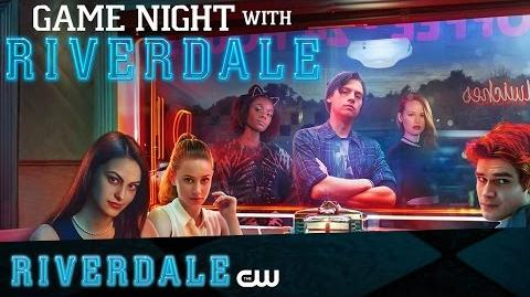 Riverdale Game Night with Riverdale 360° Video The CW