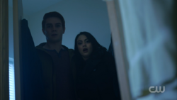 Season 1 Episode 12 Anatomy of a Murder Veronica and Archie 1