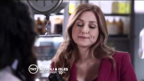 "Rizzoli & Isles 2x05 Promo ""Don't Hate the Player"""