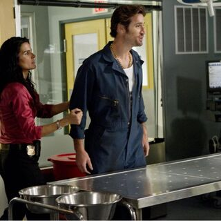 Still of Angie Harmon in Rizzoli & Isles (2010)