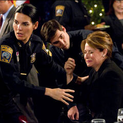 Detective Jane, Officer Frankie & Angela Rizzoli
