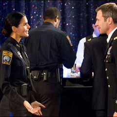 Detective Jane Rizzoli & Sgt. Major Casey Jones